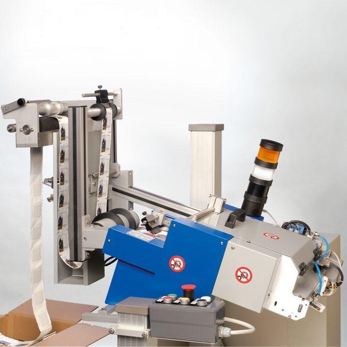 Alimentador automático de rolos Whizzy de rolamento