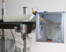 Manipulador rotativo de manipulação e postura