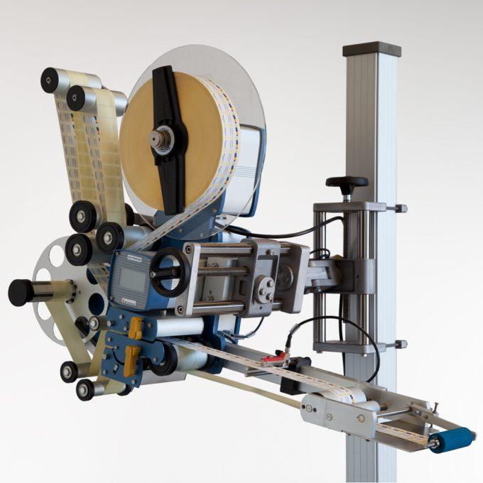 Máquina de etiquetas automática industrial extrema