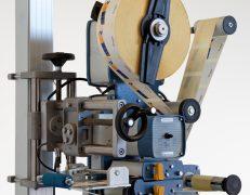 Máquina de etiquetas automática industrial forte