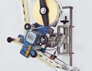 Máquina de etiquetas automática industrial de energia