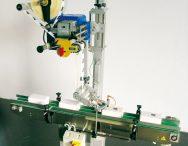 Sistema de etiquetagem automática superior 2