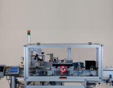 Sistema farmacêutico de frascos para máquinas de etiquetas